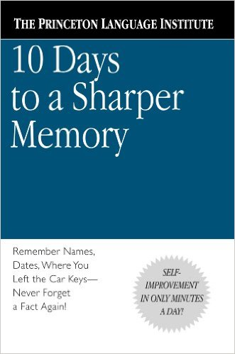 10 Days to a Sharper Memory russell roberts