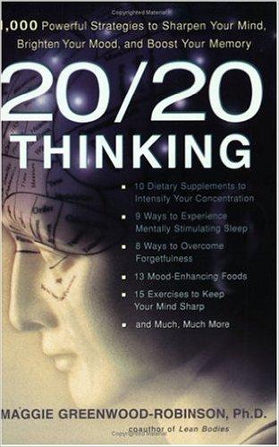 20 20 Thinking  Maggie Greenwood-Robinson