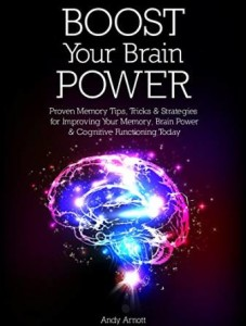 Andy Arnott boost your brain power