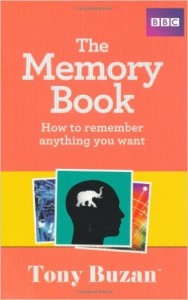 TONY BUZAN -The memory book
