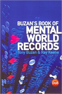 buzan book mental world records