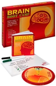 buzan- brain boot camp