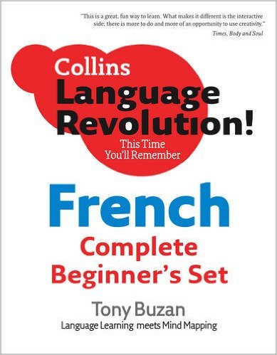 Collins Language Revolution French: Complete Beginner's Set