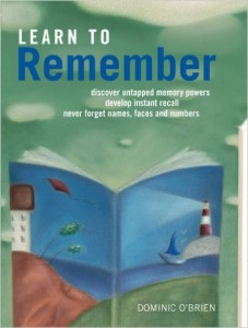dominic o brien learn to remember