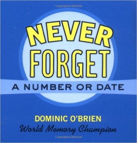 Never Forget a Number or Date