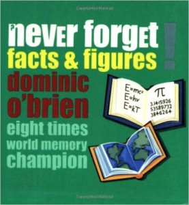 dominic o brien never forget facts & figures