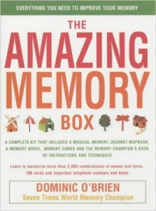 dominic o brien the amazing memory box
