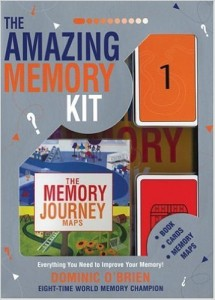 dominic o brien the amazing memory kit