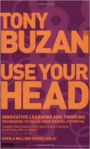 tony buzan Use your head