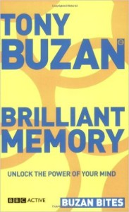 tony buzan- brilliant memory