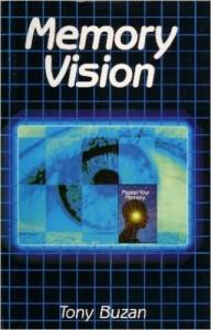 tony buzan- memory vision
