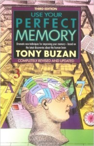 tony buzan- use your perfect memory