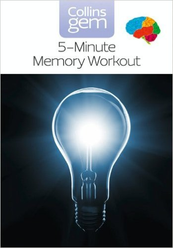 5-Minute Memory Workout (Collins Gem) sean callery