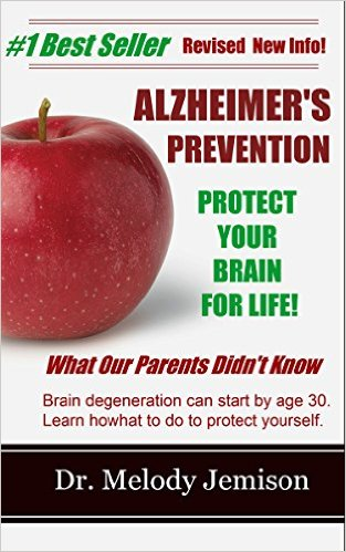 ALZHEIMER'S PREVENTION  Melody Jemison