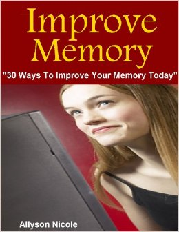 Allyson Nicole Improve Memory