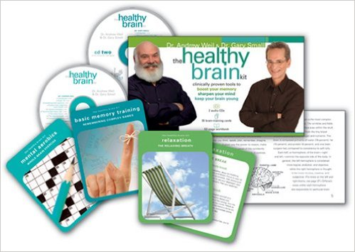 Andrew Weil the healthy brain kit