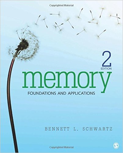 Bennett L. (Lowell) Schwartz memory foundations and applications
