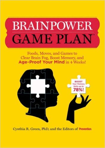 Cynthia R. Green brainpower game plan