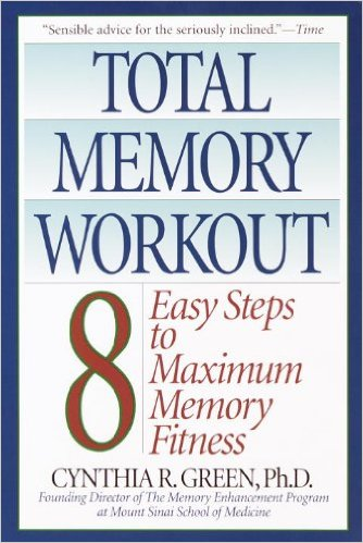 Cynthia R. Green total memory workout