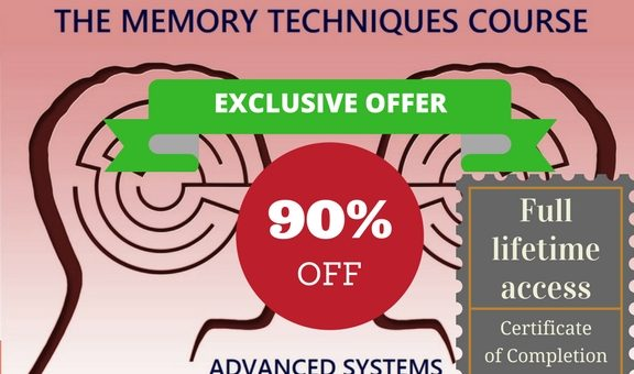 The Advanced Memory Techniques Course