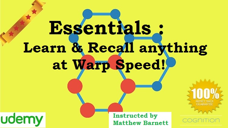 Essentials Learn & Recall anything at Warp Speed