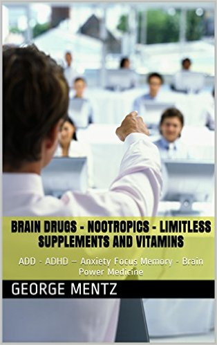 Brain Drugs – Nootropics – Limitless Supplements and Vitamins
