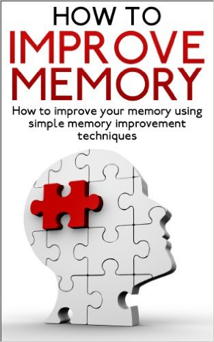 Jacob Stevens  how to improve memory