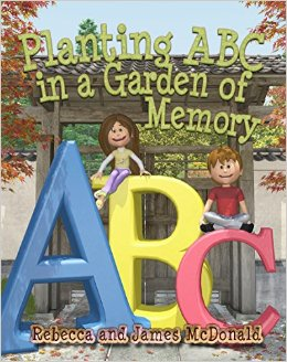 James McDonald Planting ABC in a Garden of Memory