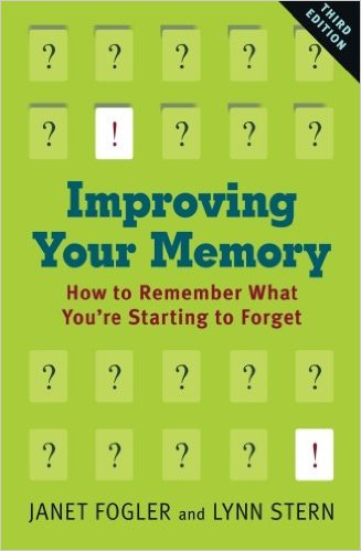 Janet fogler Improving Your Memory 3rd ed