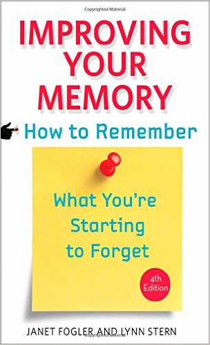 Janet fogler Improving Your Memory
