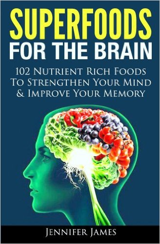 Jennifer James superfoods for the brain