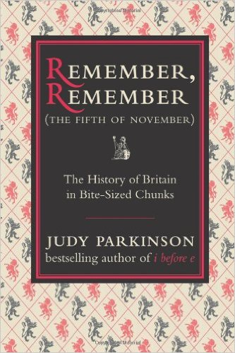 Judy Parkinson Remember, Remember (The Fifth of November)