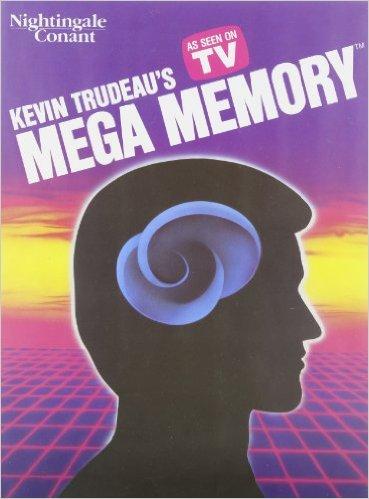 Kevin Trudeau's Mega Memory cd