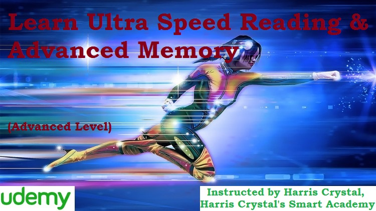 Learn Ultra Speed Reading & Advanced Memory
