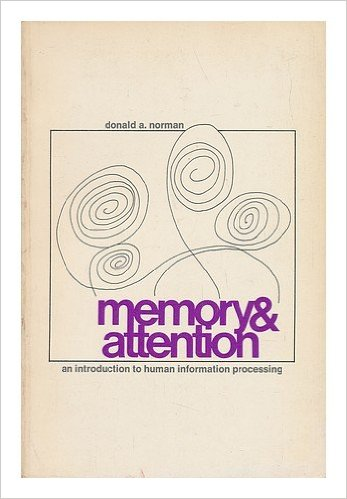 Memory & Attention donald a norman
