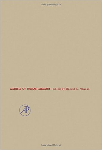 Models of Human Memory donald a norman