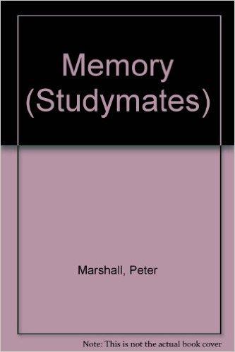 Peter Marshall Memory (Studymates)