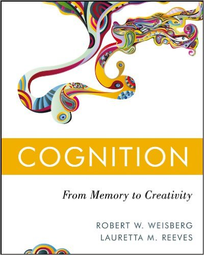 Robert W. Weisberg cognition