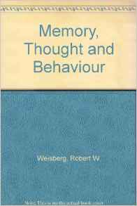 Robert W. Weisberg memory