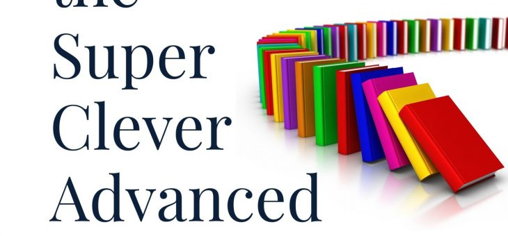 The Super Clever Advanced Learning Method (SCALM) Book