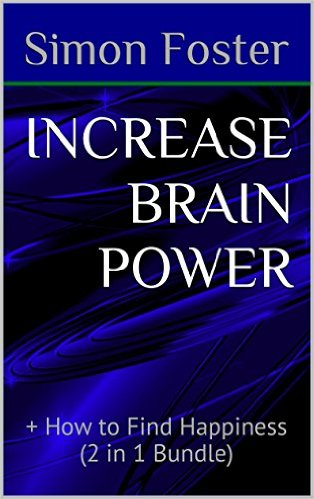 Simon Foster increase brain power