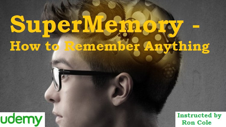 SuperMemory – How to Remember Anything