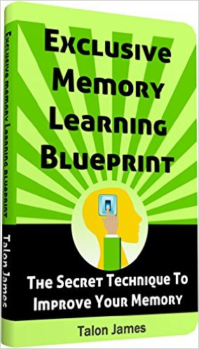 Talon James exclusive memory learning blueprint