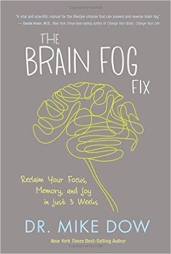 The Brain Fog Fix mike dow