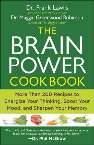 The Brain Power Cookbook Frank Lawlis