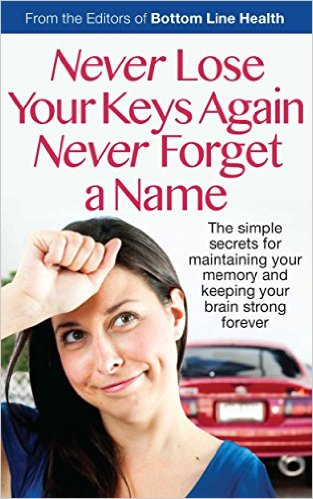 Never Lose Your Keys Again Never Forget a Name