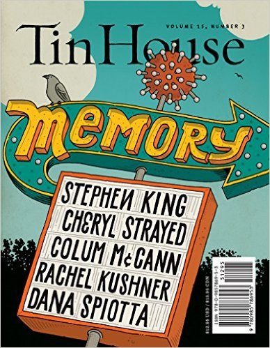 Tin House  Memory Win McCormack