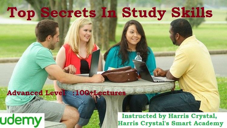 Top Secrets In Study Skills