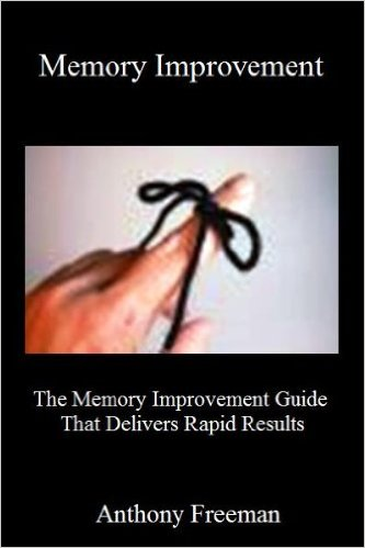 anthony freeman memory improvement