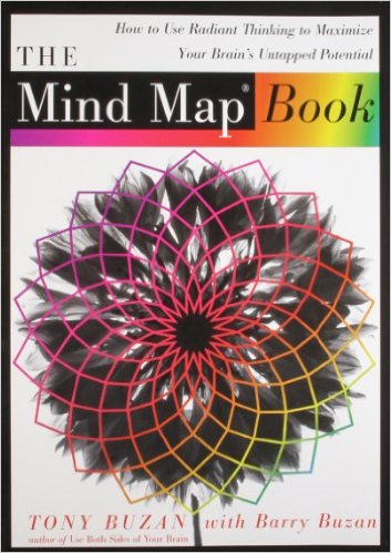 buzan mind map book